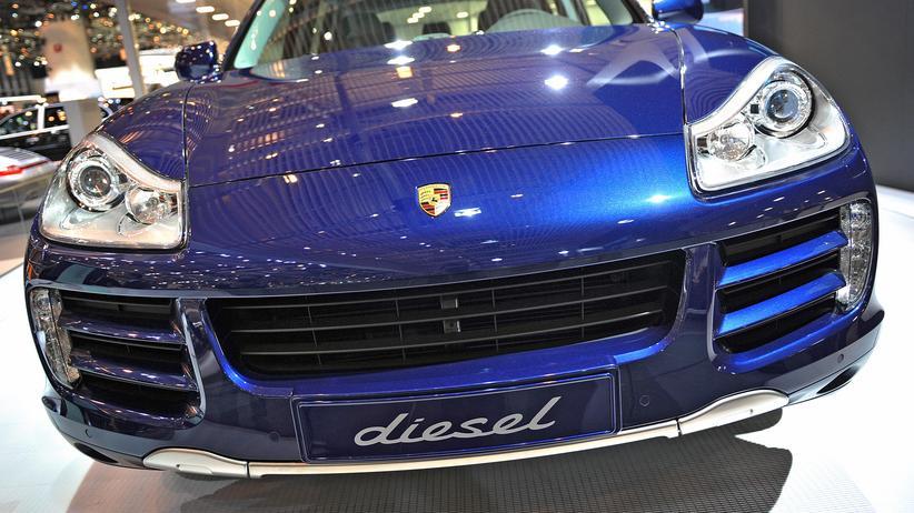 Abgasmanipulation: Dobrindt verhängt Zulassungsverbot für Porsche-Modell