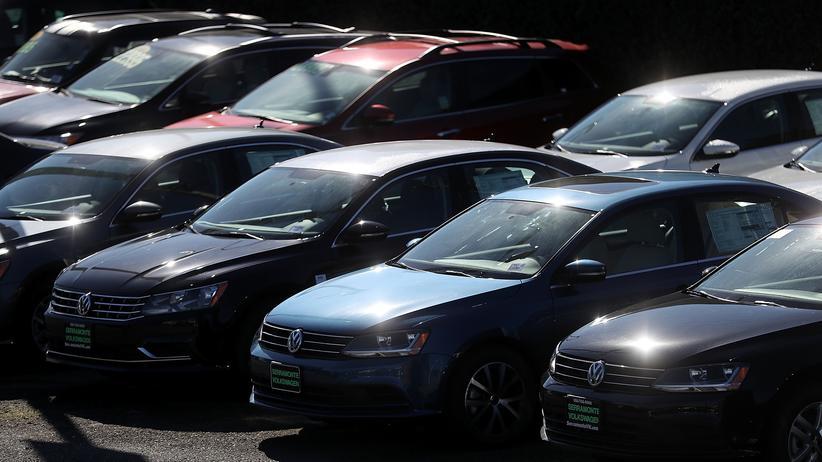 Abgasskandal: VW-Manager will Schuldgeständnis in den USA abgeben