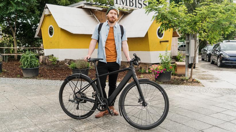 E-Bikes: Das Berleen von Kalkhoff ist vor allem für kurze Strecken geeignet.