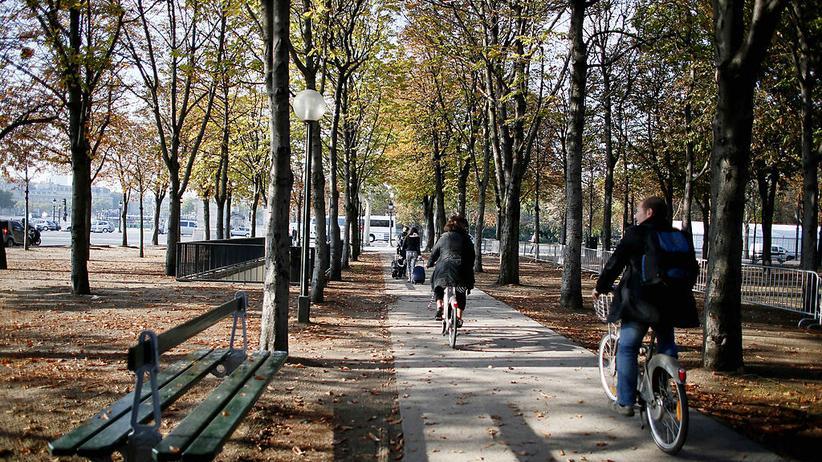 Straßenverkehr: Wer ist schuld, wenn Radler und Fußgänger kollidieren?
