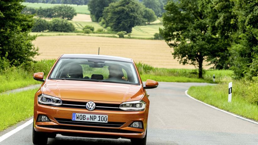 Volkswagen: Der neue Polo VI kommt im September in den Handel.