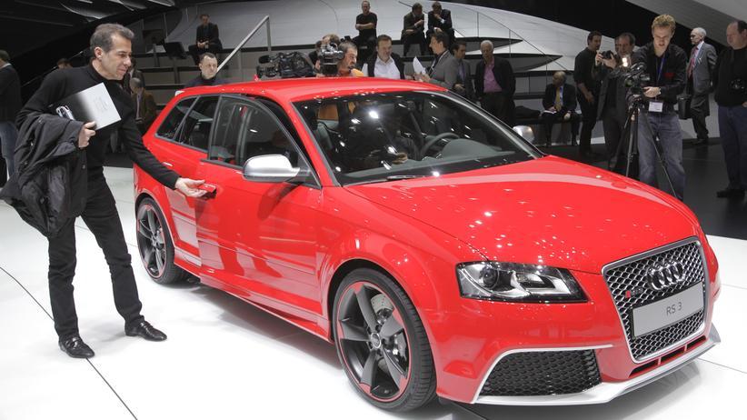 Audi: Der Sound der Siebziger