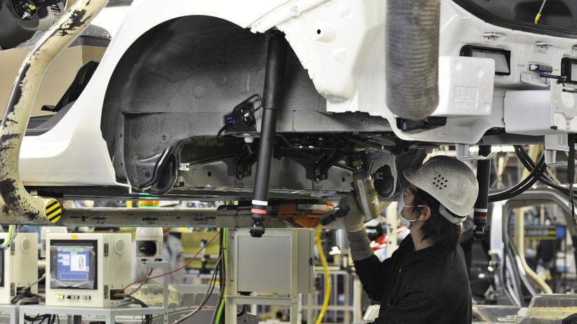 Autoindustrie: Keine Angst vor E-Autos