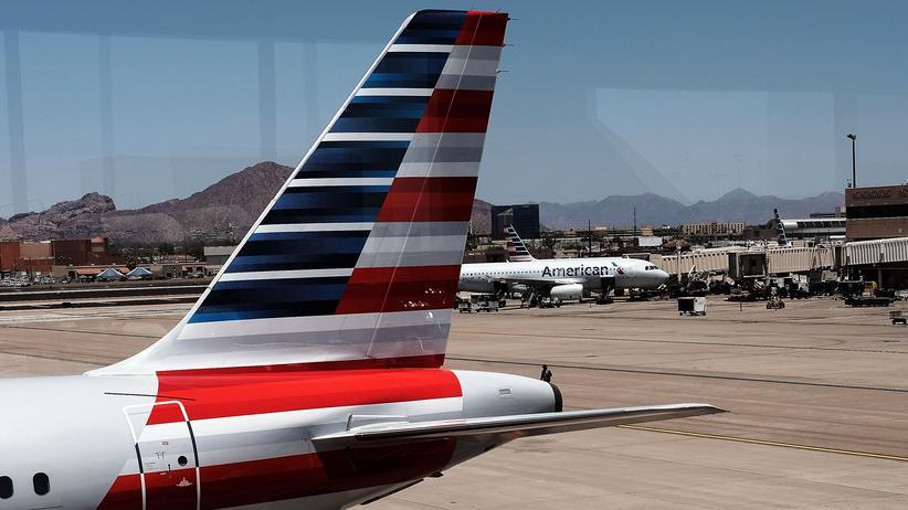 American Airlines: Fluglinie gibt versehentlich zahlreichen Piloten frei