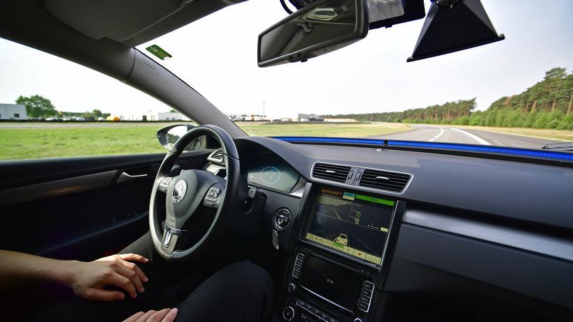 Autonomes Fahren: Fahren oder gefahren werden
