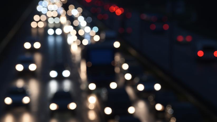 Sehvermögen: Blind durch die Nacht