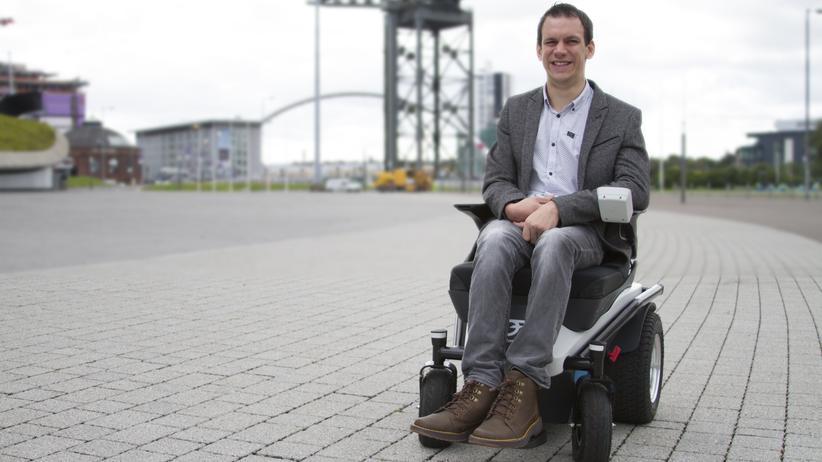"""Start-up: """"Der Rollstuhl darf nicht mein ganzes Leben bestimmen"""""""