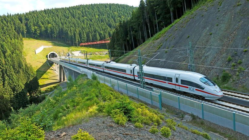 Berlin-München: Bahn verspricht zuverlässigen Weihnachtsverkehr