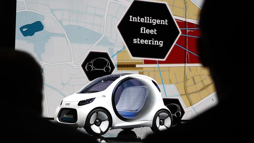 Carsharing Das Auto Als Streamingprodukt Zeit Online