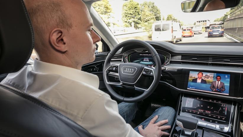 """Johann Jungwirth: """"Selbst Kinder können sich ein autonomes Auto rufen"""""""