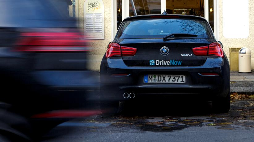 Carsharing: BMW übernimmt Sixt-Anteile an DriveNow
