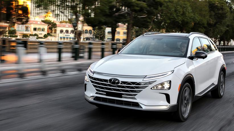 Hyundai Nexo: Wo bleibt der Wasserstoff?