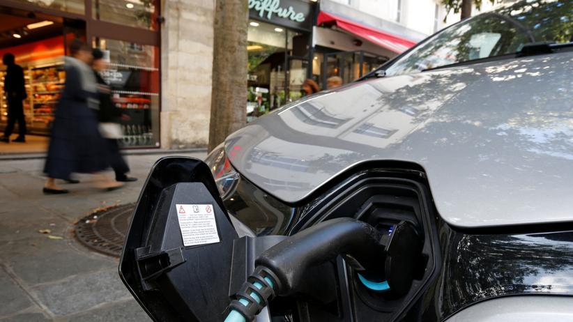 Bisher stößt die Kaufprämie für Elektroautos auf wenig Interesse.