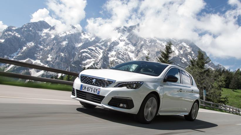 Peugeot 308: Ein unnötig verspielter Golf-Konkurrent