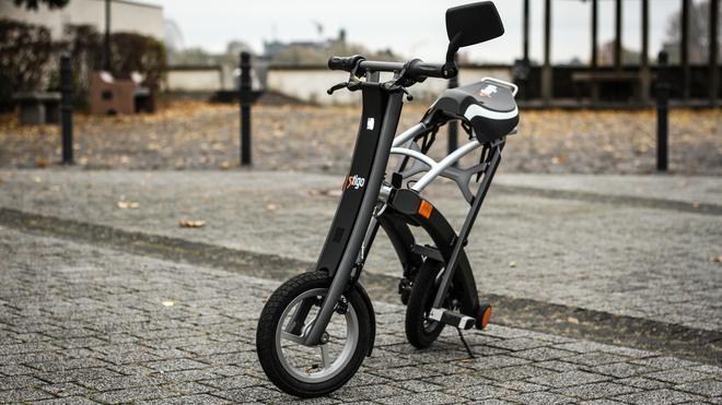 Elektro Scooter Mofa Kennzeichen Ist Pflicht Zeit Online
