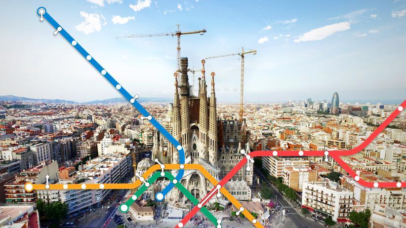 Barcelona: Mit Hightech und pädagogischem Druck