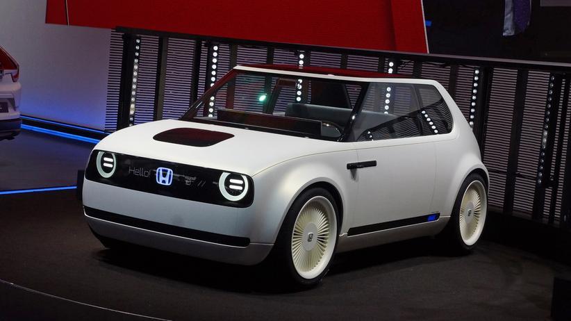 Elektromobilität: Honda EV