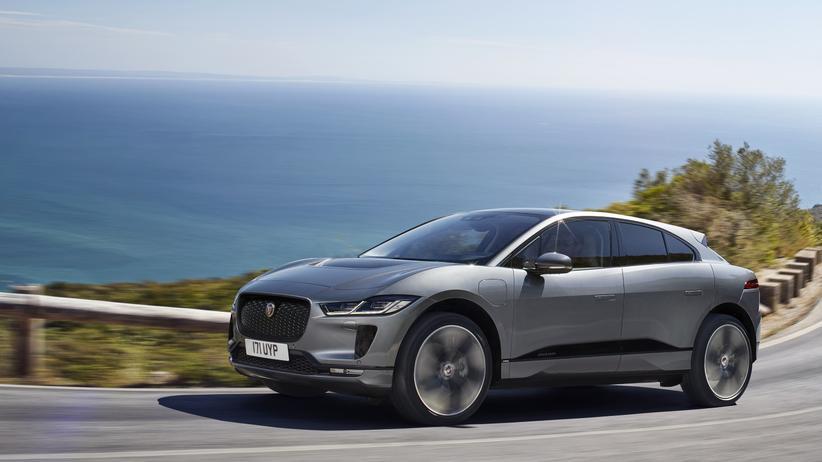 Elektromobilität: Jaguar i-Pace