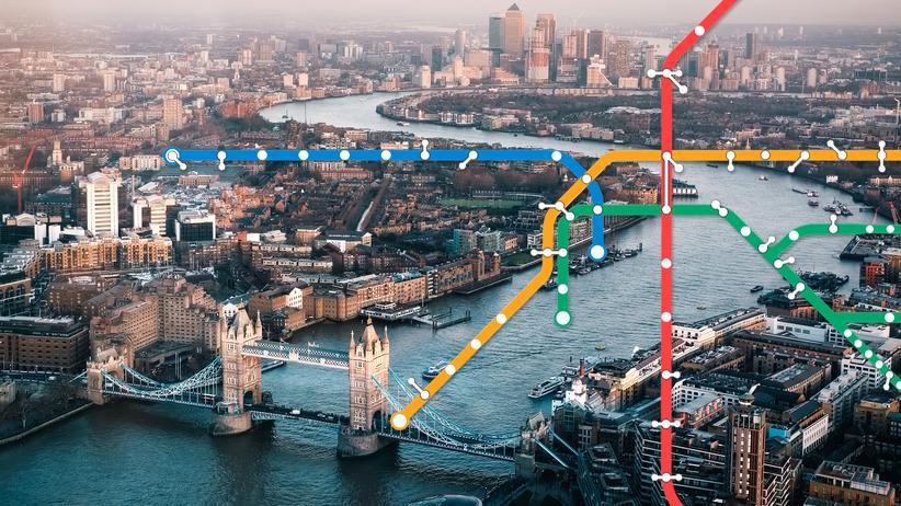 Verkehr in London: Raus aus dem Untergrund