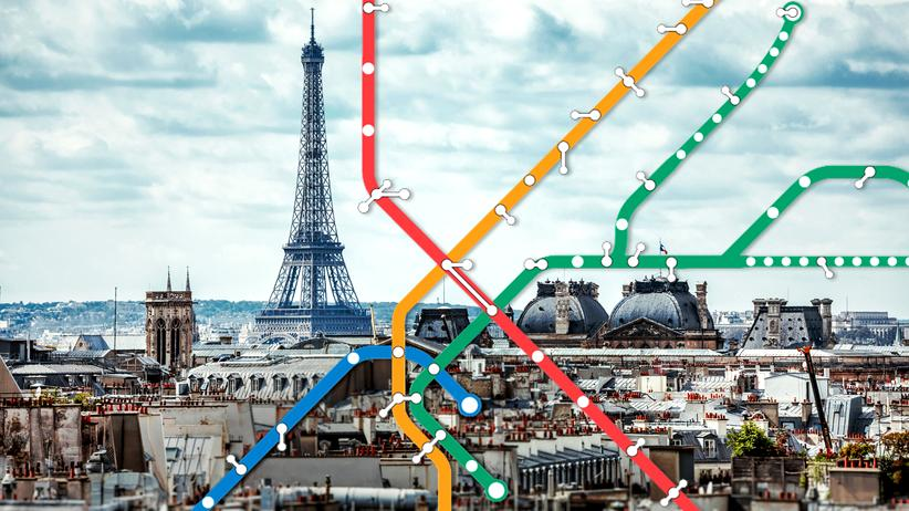 Luftverschmutzung in Paris: Lieber Flaniermeilen als Straßen