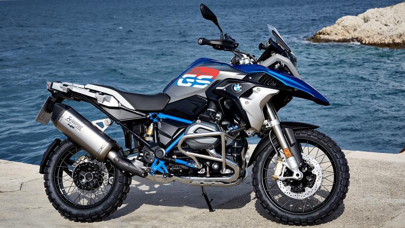 Motorrad: Die BMW GS, ein Mythos wie der Ford Mustang