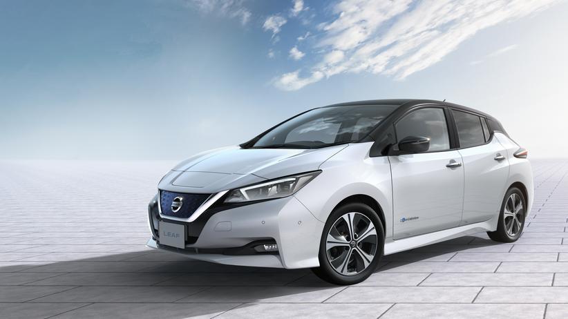 Elektromobilität: Der Leaf von Nissan ist das weltweit meistverkaufte Elektroauto. Die zweite Generation kommt gerade auf den Markt.