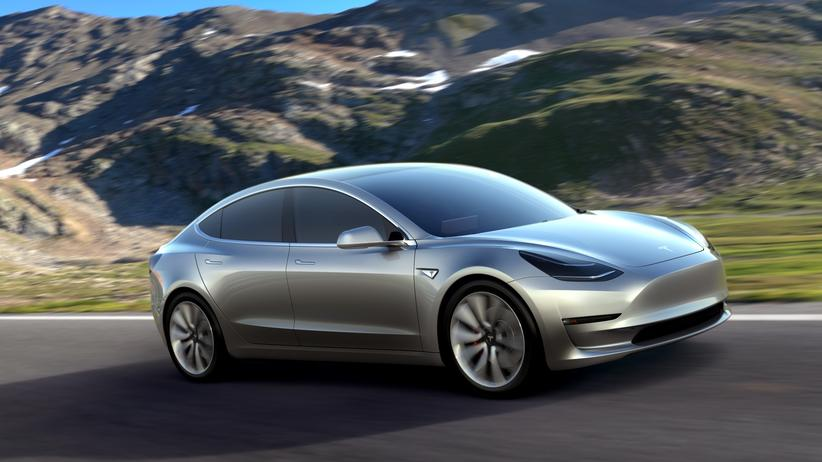 Elektromobilität: Tesla Model 3
