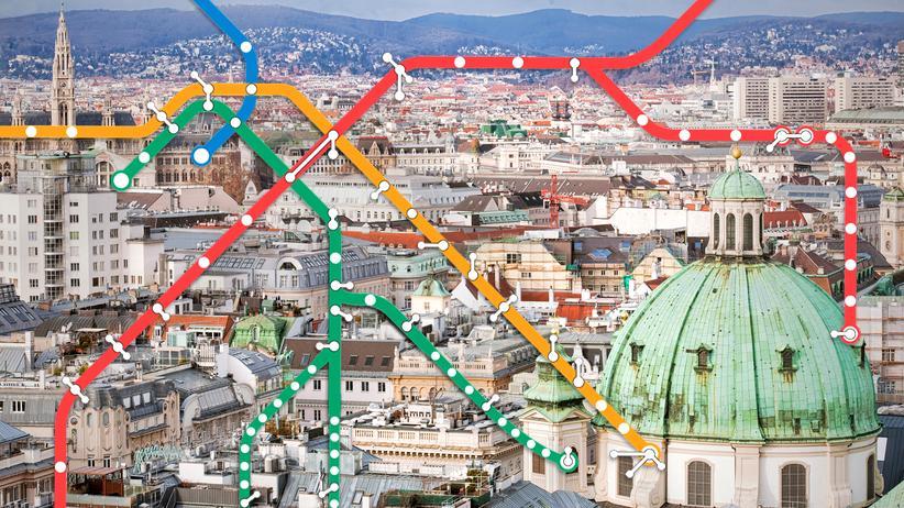 ÖPNV in Wien: Im Land der Öffis