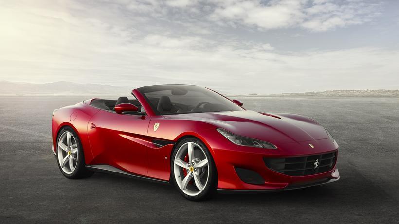 Ferrari Portofino Sonderangebot Aus Maranello Zeit Online