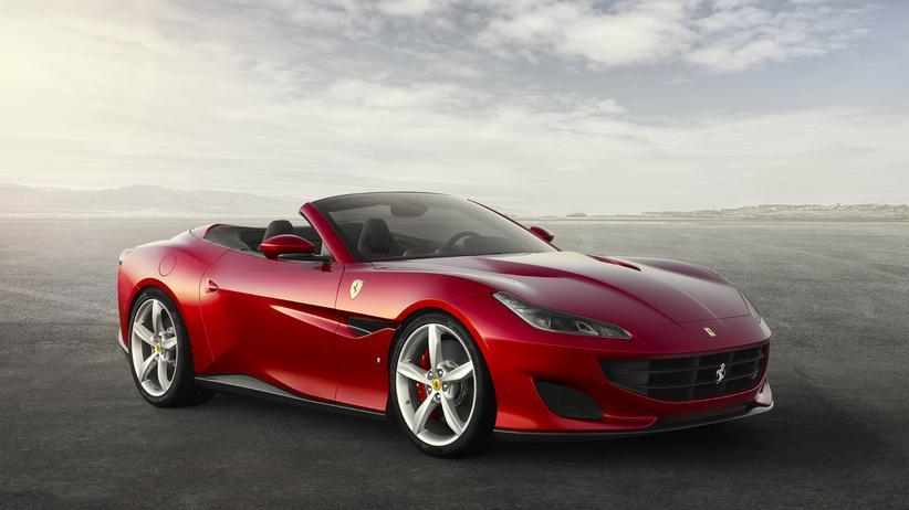 Ferrari Portofino: Sonderangebot aus Maranello