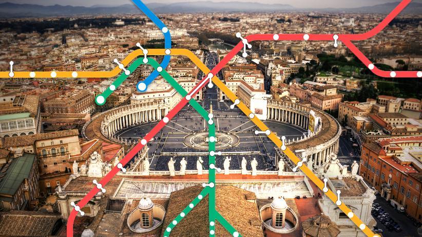 Verkehr in Rom: Stadt ohne Plan