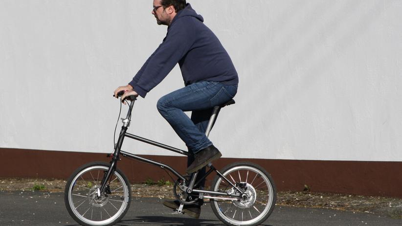 E-Bikes: Aufklappen und den E-Motor anwerfen