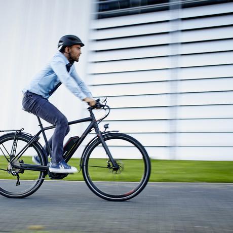 Radfahren in der Stadt: Nur was für Hartgesottene