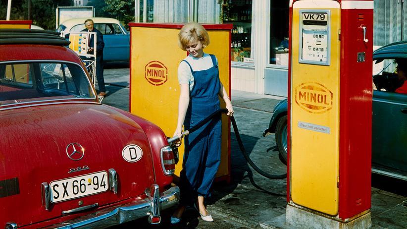 Tankstellen: Tempel der Reiselust