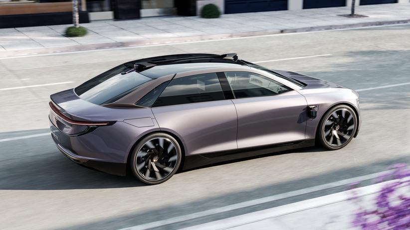 Byton: Chinas Antwort auf Tesla