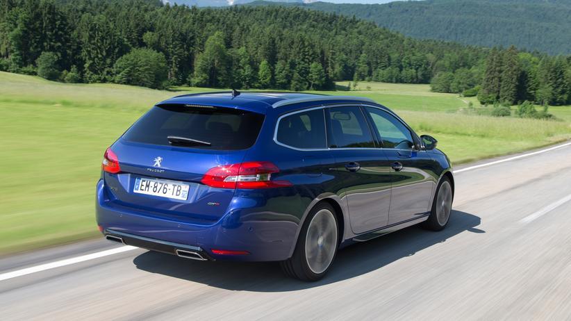 Abgasnorm: Peugeot ist im Hinblick auf die Abgasreinigung VW deutlich voraus.