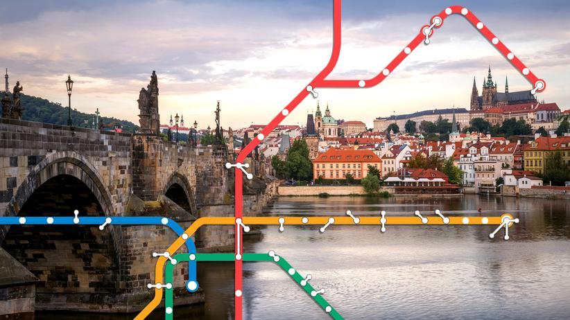 Prag: Radfahrer gefährden die Sicherheit der Fußgänger, ist die Stadtverwaltung von Prag überzeugt.