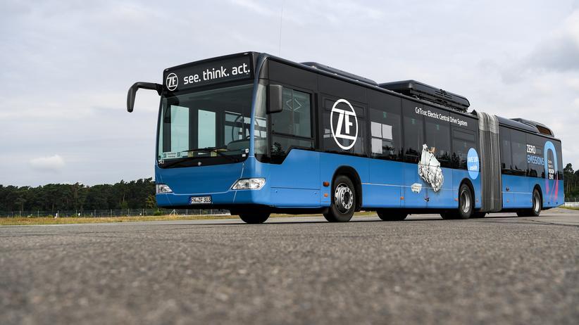 Elektromobilität: Schneller zum E-Omnibus