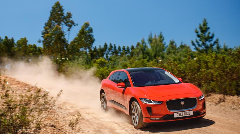 Jaguar i-Pace: Und plötzlich hat Tesla Konkurrenz