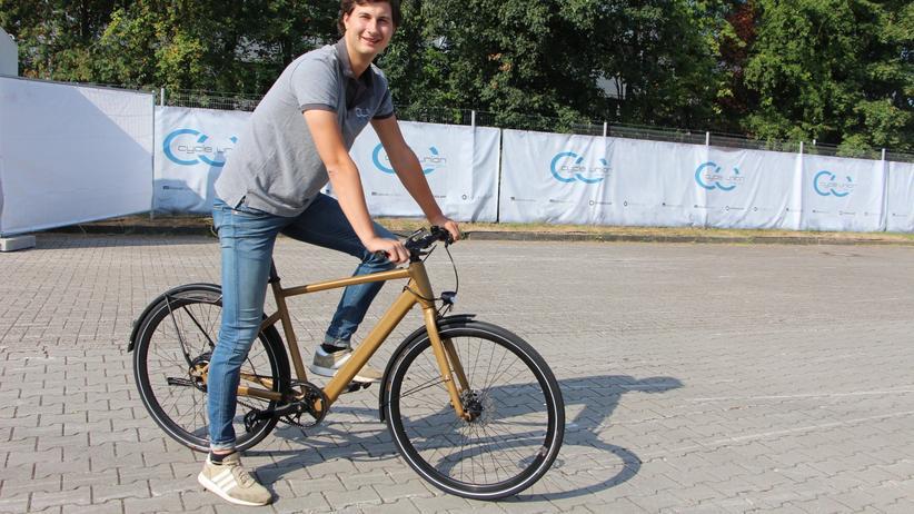 E-Bikes: Selbst Mountainbikes gibt's mit Motor