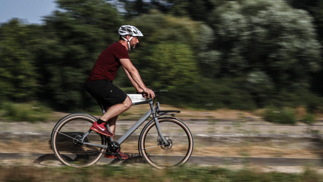 fahrrad ein charmeur f r die city zeit online. Black Bedroom Furniture Sets. Home Design Ideas