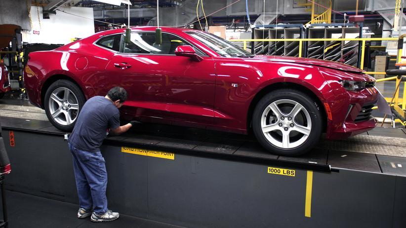 US-Automobilindustrie: Schonung für Spritschlucker