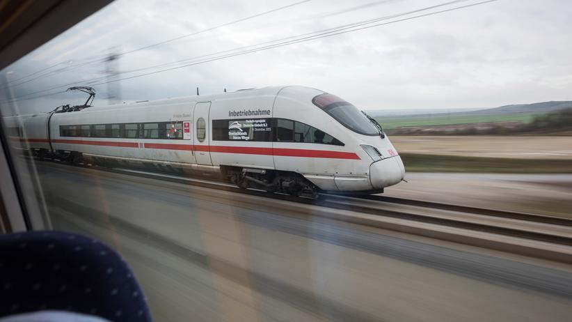 """Deutsche Bahn: """"Die Bahn ist ein Sanierungsfall"""""""