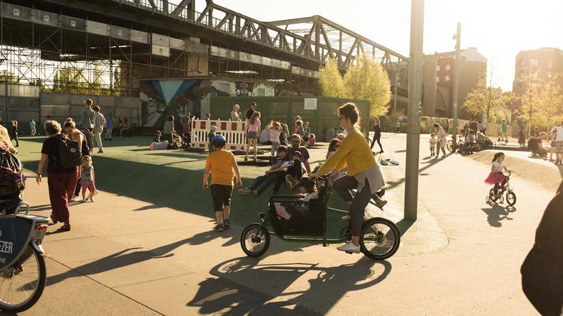 Lastenrad: Ein Rad namens Muli