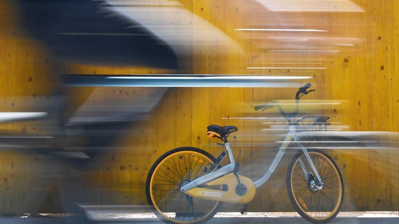 Obike: München will kaputte Leihräder selbst entsorgen