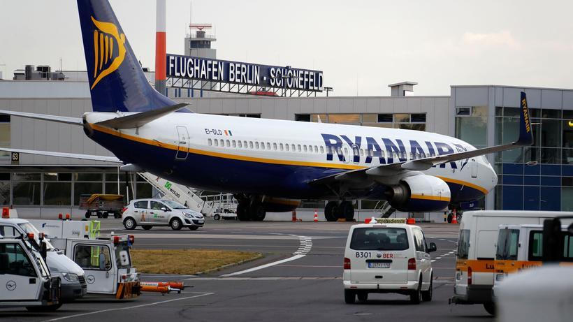 Vereinigung Cockpit Deutsche Ryanair Piloten Wollen Wieder