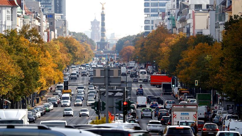 Berlin: Gericht ordnet Dieselfahrverbote an