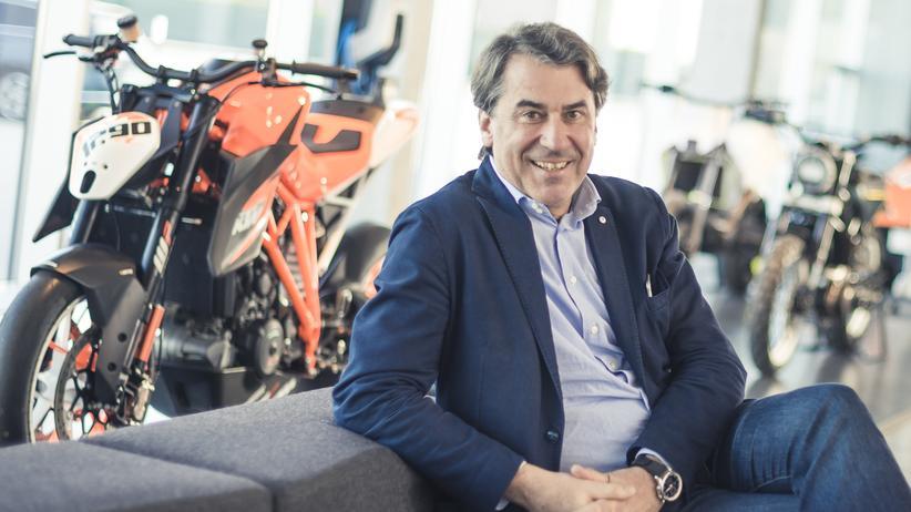 """E-Motorräder: """"Elektromobilität ist ein Hype"""""""