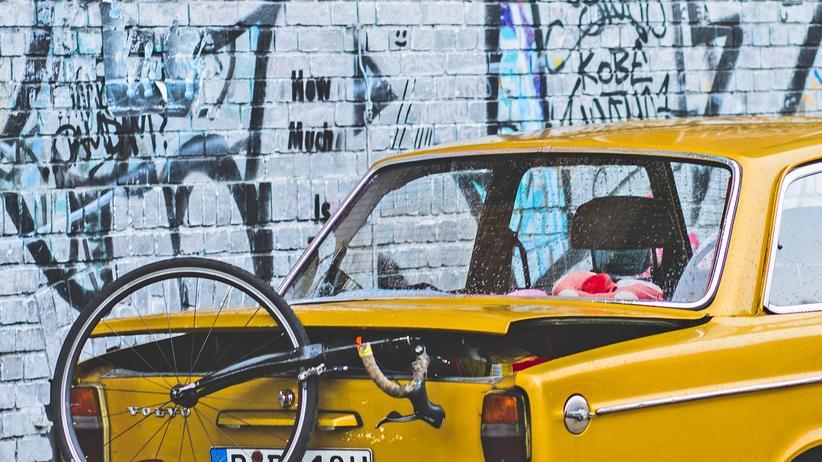 Transportsicherung: Mit dem Auto zur Radtour