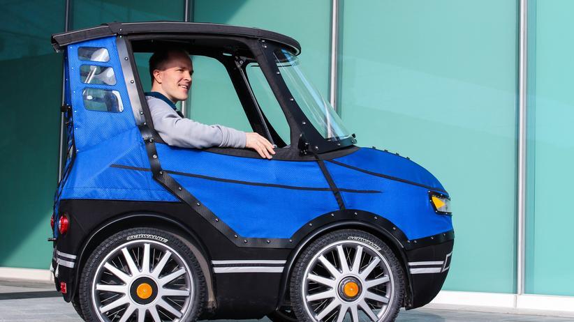 Podbikes: Öko wie ein E-Bike, bequem wie ein Auto